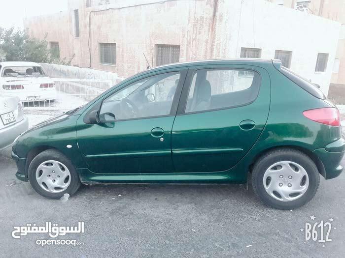 Manual Peugeot 206 2000