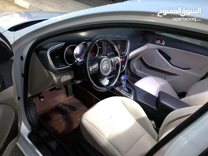 Automatic Kia 2014 for sale - New - Dhi Qar city