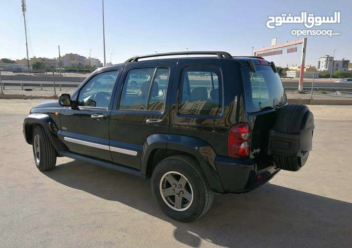 2006 Used Cherokee with Automatic transmission is available for sale