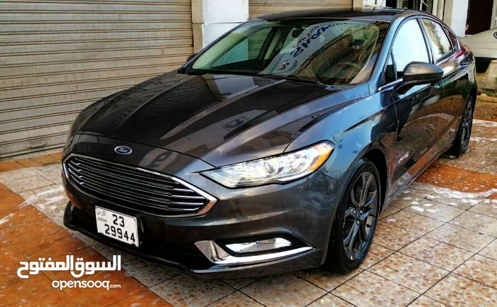 For sale 2018 Grey Fusion