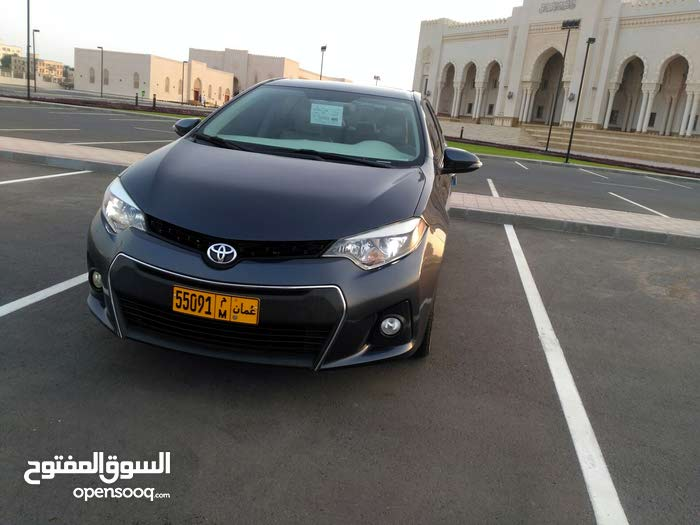 Available for sale! 1 - 9,999 km mileage Toyota Corolla 2014