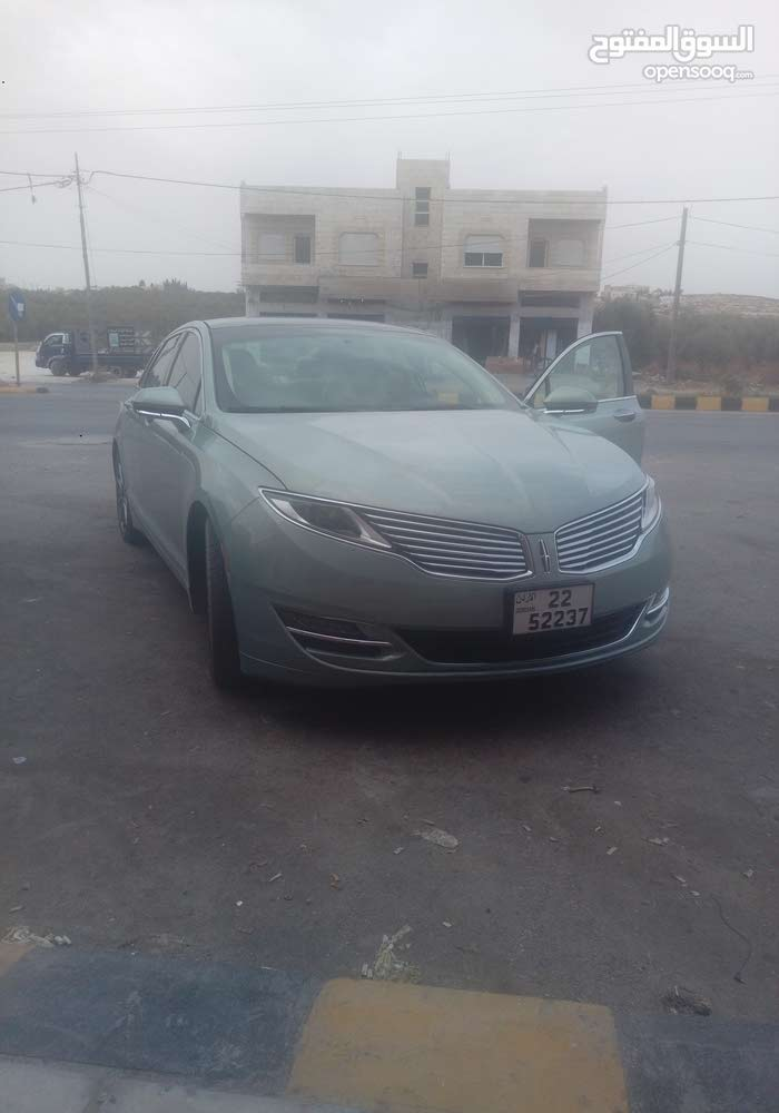 Lincoln MKZ 2014 for sale in Amman