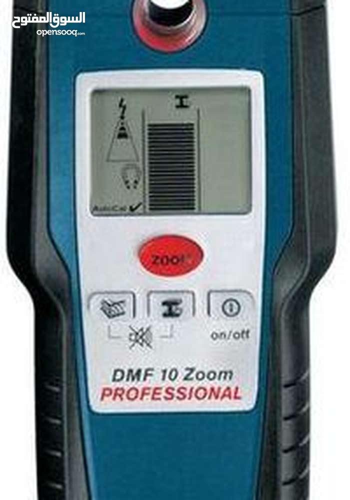 جهاز الكشف عن المعادن والأخشاب والكبلات الحية DMF 10 Zoom