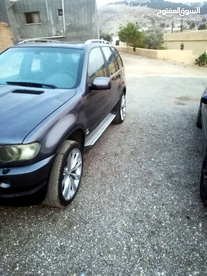 2002 Used BMW X5 for sale