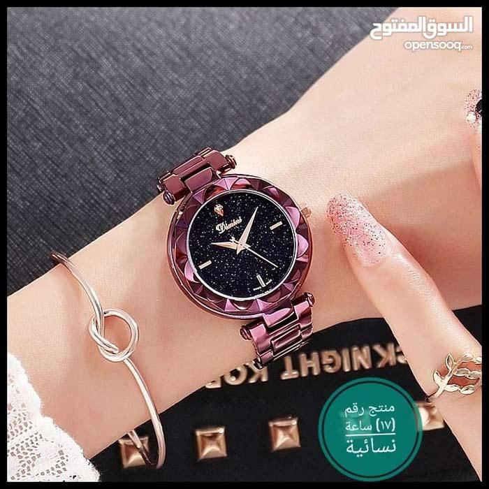 ساعة نسائية أنيقة منتج رقم (17)