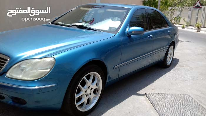 S 320 2001 for Sale
