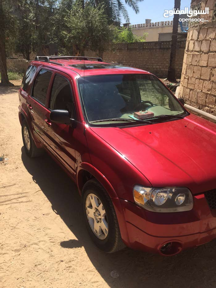 2006 Used Escape with Automatic transmission is available for sale