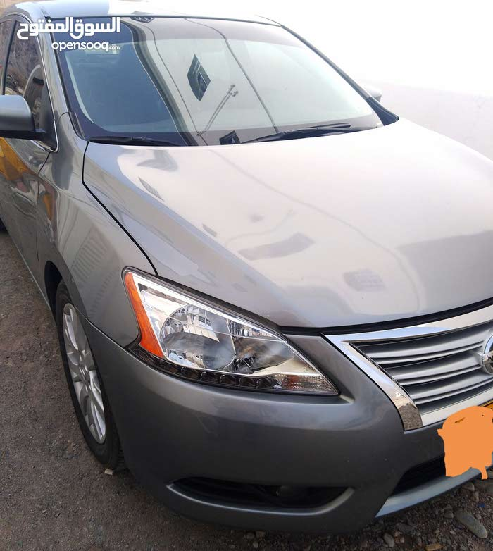 Nissan Sentra 2013 For sale - Grey color