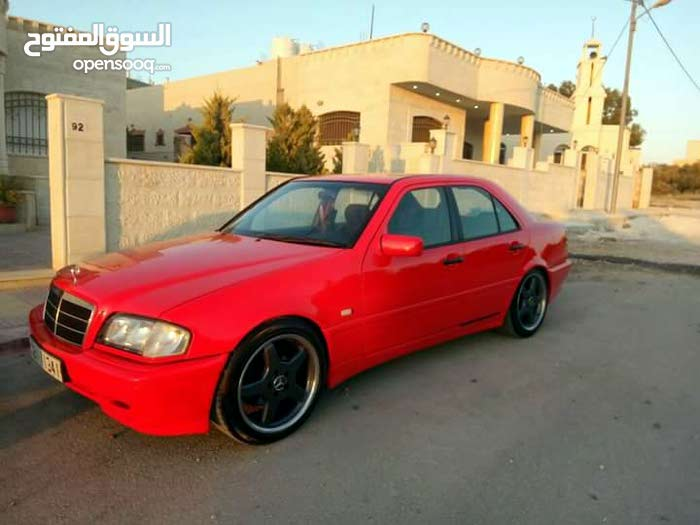 For sale a Used Mercedes Benz  1998