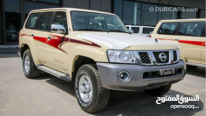 Manual New Nissan Patrol