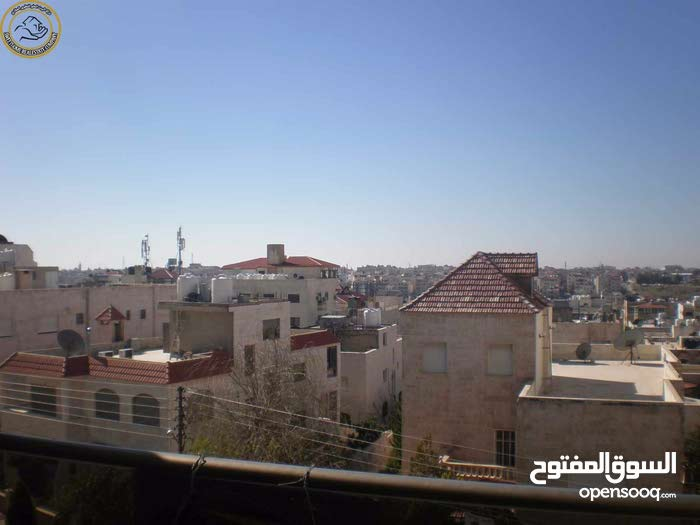 Dahiet Al Ameer Rashed neighborhood Amman city - 130 sqm apartment for sale