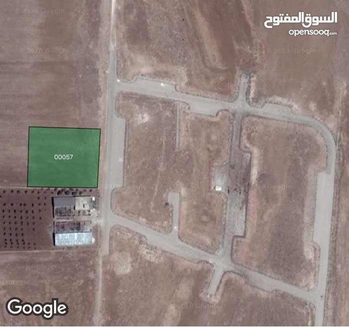 ارض للبيع  خلف جامعة اربد الاهلية
