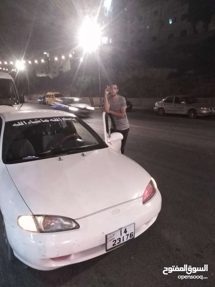 Hyundai Avante car for sale 1997 in Amman city