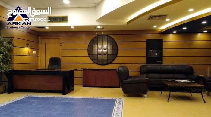 تأجير مكاتب مفروشة مزودة بكامل الخدمات. اركان بزنس سنتر