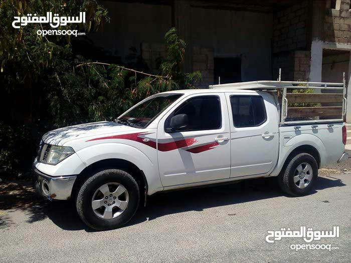 For sale Nissan Navara car in Irbid