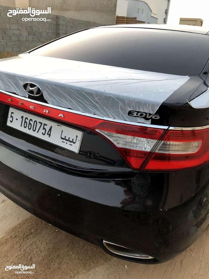 Used condition Hyundai Azera 2013 with 100,000 - 109,999 km mileage