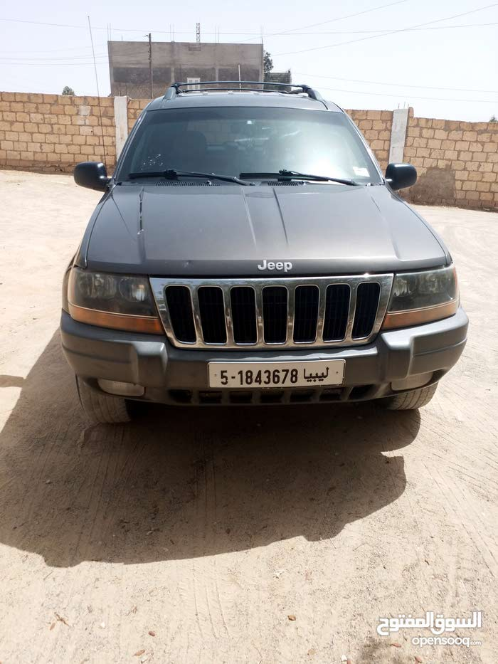 Jeep Grand Cherokee 2002 For sale - Brown color