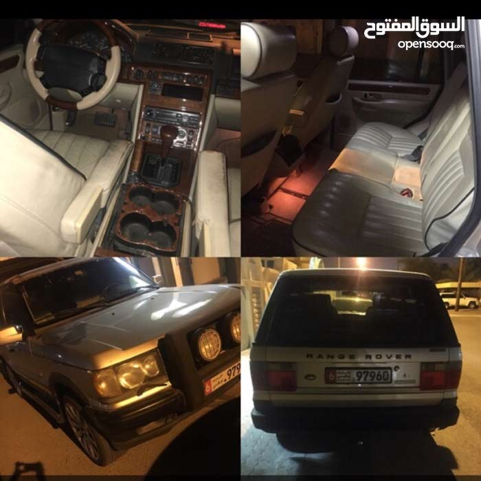 Land Rover Range Rover HSE for sale in Al Ain