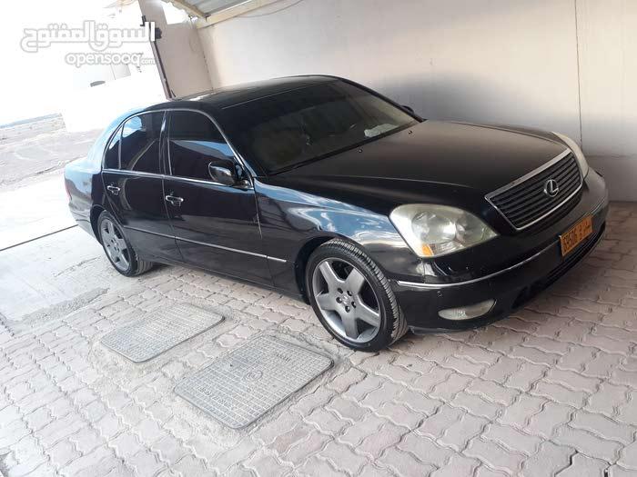 Lexus LS 2001 For Sale