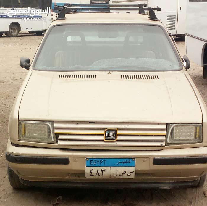 سيارة ابيزا ملاكي للبيع