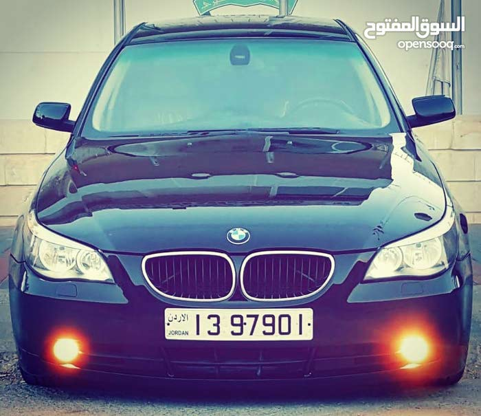 Automatic Black BMW 2006 for sale - (106927412) | Opensooq