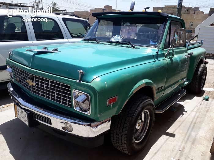 Chevrolet Pickup car for sale 1971 in Baghdad city