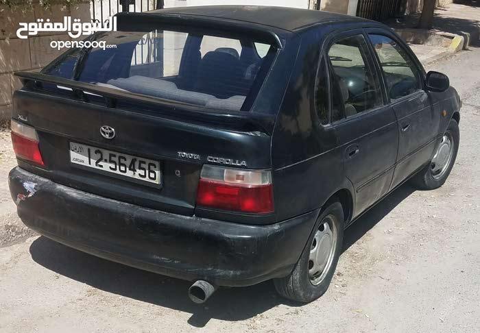 Toyota Corolla 1993 - Used