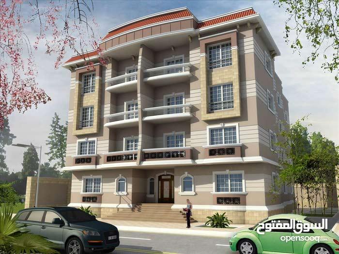 شقة فرصة 155م بالحى الثالث بموقع مميز بجوار مسجد الروضة وجميع الخدمات وفيو رائع
