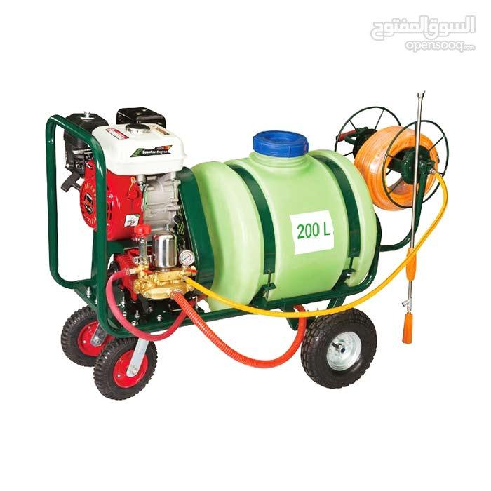 200L CIRCLE TANK SPRAYER مكينة رش المبيدات 200 لتر