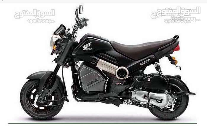 Tripoli - Honda motorbike made in 2018 for sale