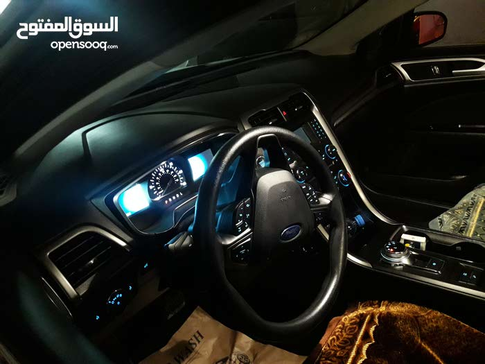 2017 New Fusion with Automatic transmission is available for sale