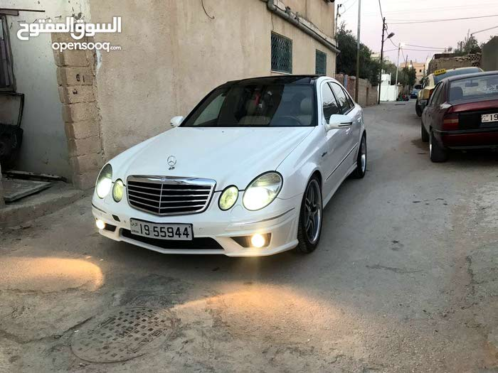 Automatic Mercedes Benz 2007 for sale - Used - Ramtha city