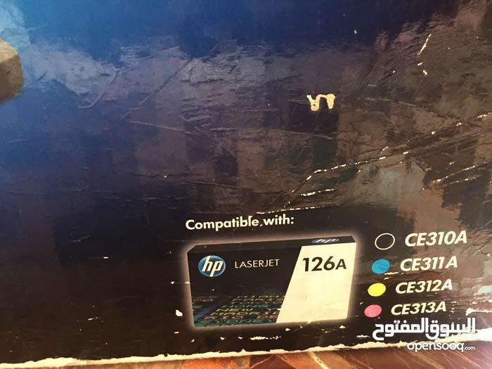 طابعة HP LASERJET PRO CP1025 ملونه للبيع