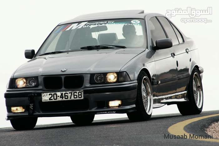 For sale a Used BMW  1992