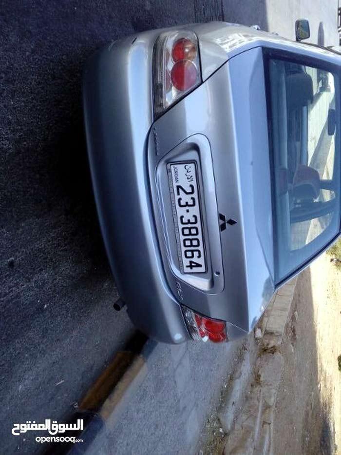Automatic Silver Mitsubishi 2009 for sale