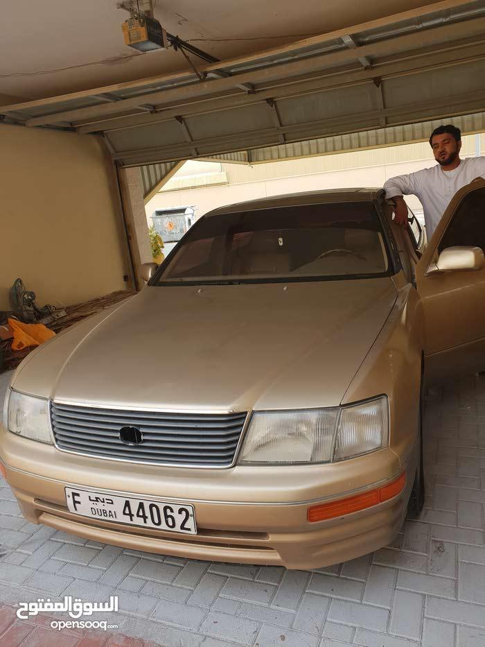 Lexus LS Used in Dubai