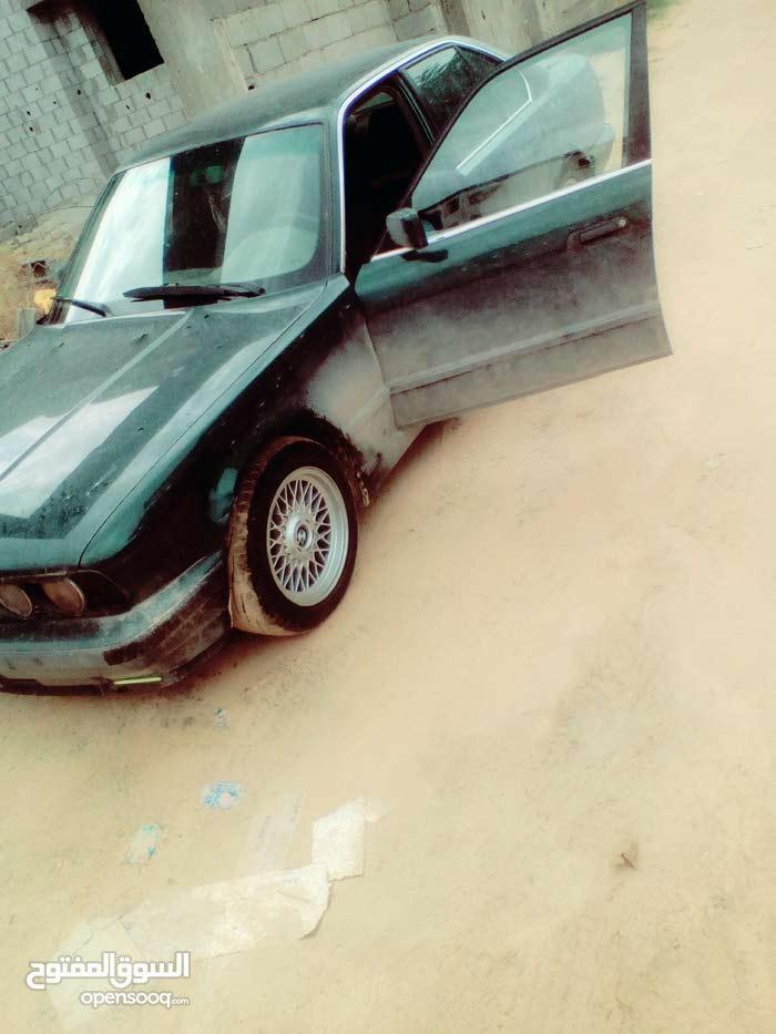 Used BMW 525 in Tripoli