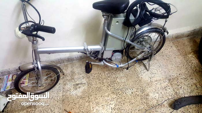 Used Hyosung motorbike in Amman