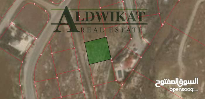 ارض بمواصفات مميزة للبيع في اجمل مناطق ناعور (ام الكندم) , مساحة الارض 815م