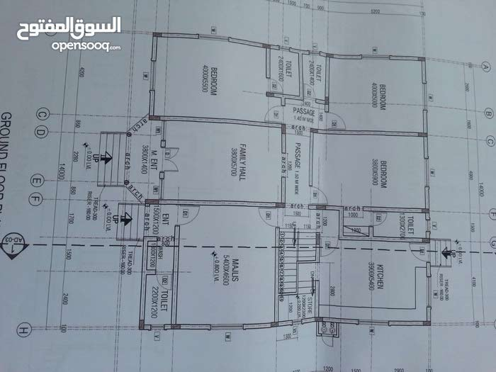 excellent finishing palace for sale in Manah city - Al Mahyoul