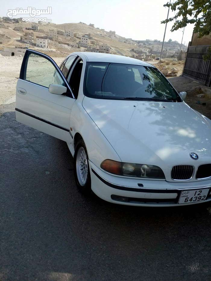1997 BMW in Amman