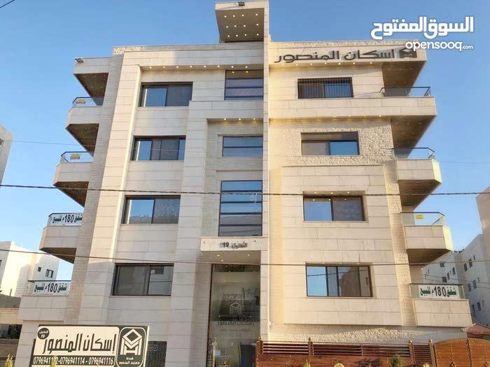 شقة 180م في حي النخيل(اسكان المنصور ) #النخيل19