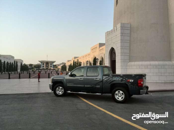 للبيع سلفرادو موديل2012وكاله عمان