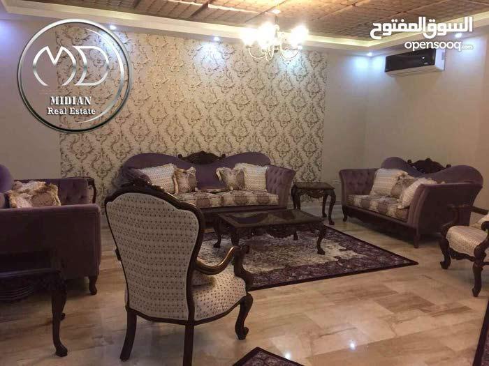 Abdoun neighborhood Amman city - 300 sqm apartment for rent