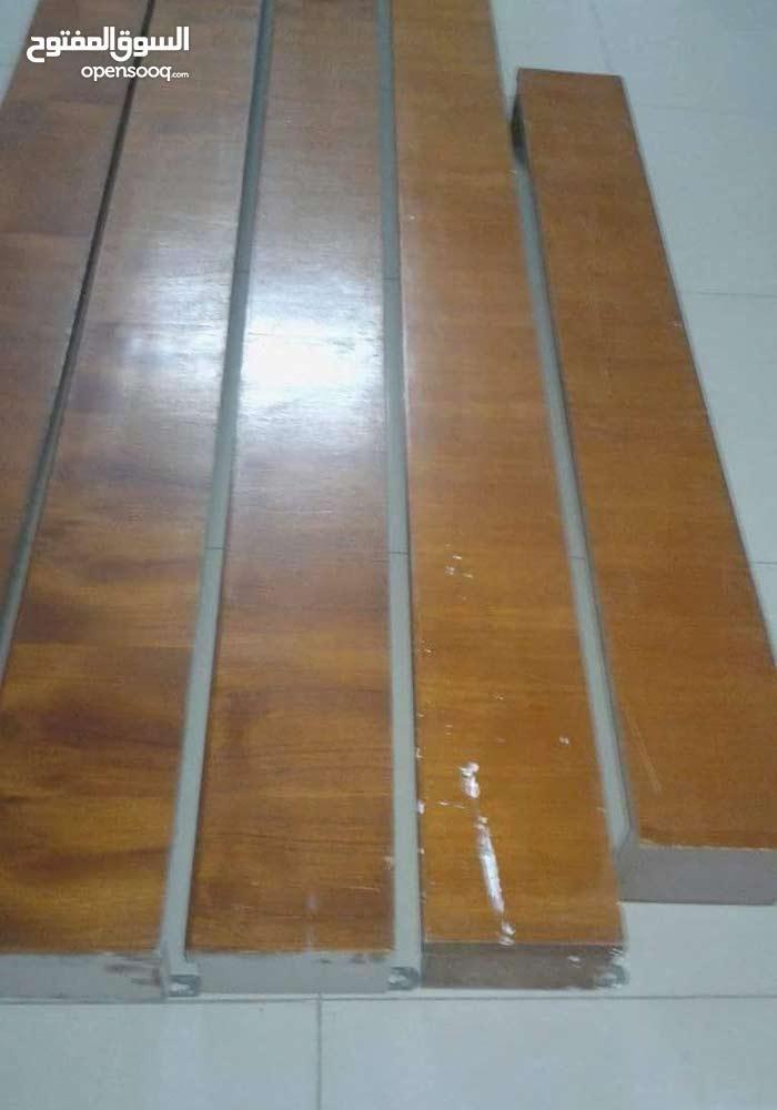 إطار بردات خشب