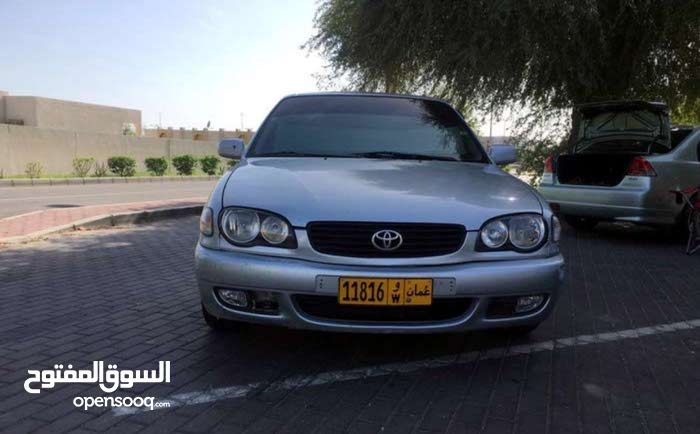 Available for sale!  km mileage Toyota Corolla 2000