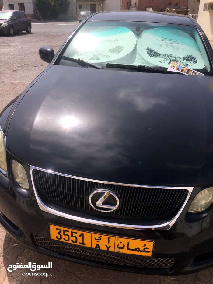 180,000 - 189,999 km mileage Lexus GS for sale
