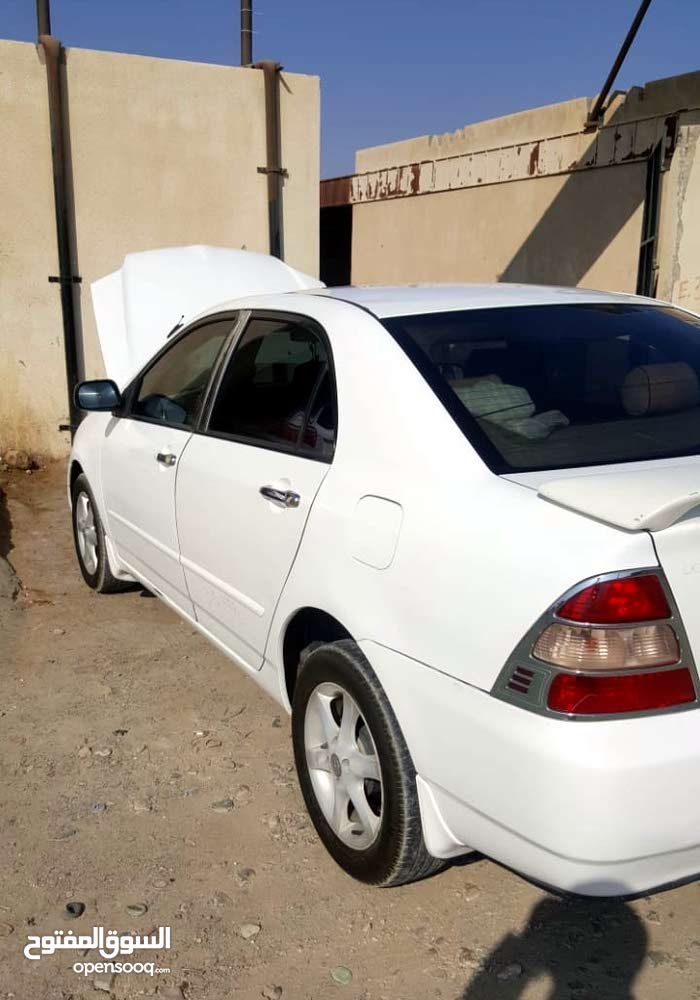 Used 2001 Toyota Corolla for sale at best price