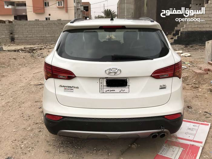 50,000 - 59,999 km mileage Hyundai Santa Fe for sale