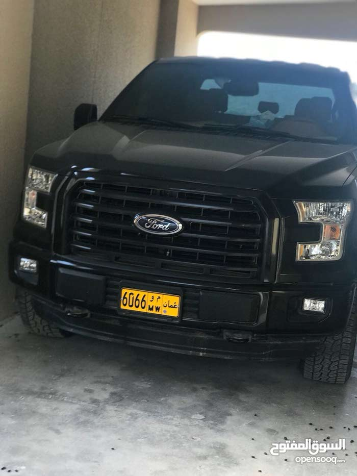 2015 Used F-150 with Automatic transmission is available for sale